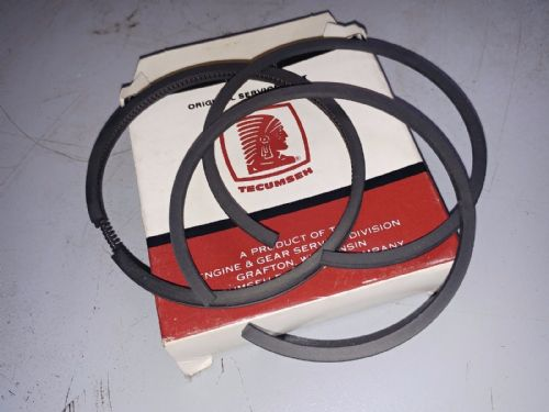 Tecumseh 34867a +010 ring set for HM10 models